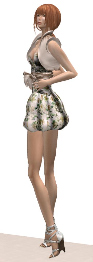 Gizza new dress